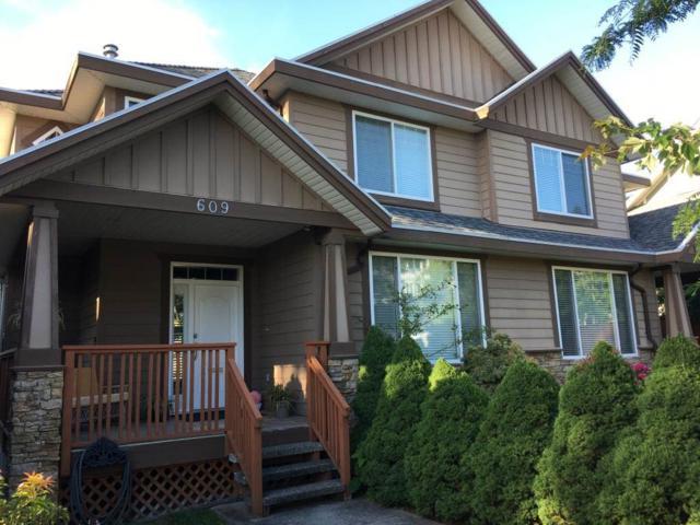 609 Langside Avenue, Coquitlam, BC V3J 2Y7 (#R2182143) :: Vallee Real Estate Group