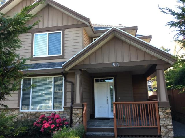611 Langside Avenue, Coquitlam, BC V3J 2Y7 (#R2182154) :: Vallee Real Estate Group