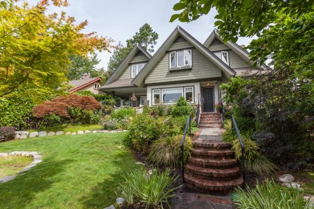 1847 Duchess Avenue, West Vancouver, BC V7V 1R9 (#R2190872) :: West One Real Estate Team