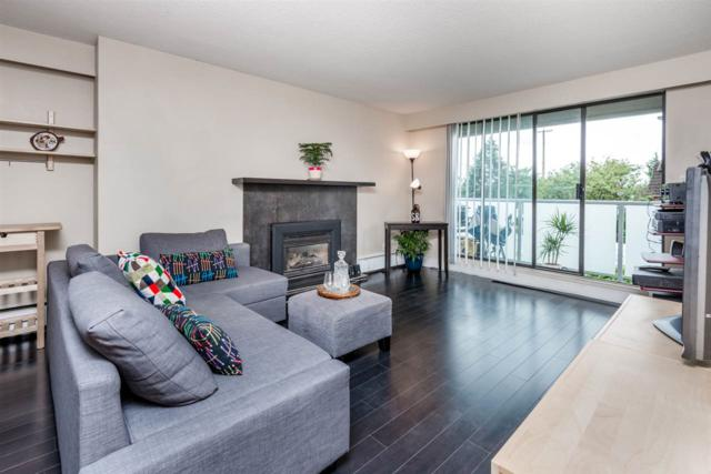 308 W 2ND Street #107, North Vancouver, BC V7M 1E1 (#R2191183) :: West One Real Estate Team