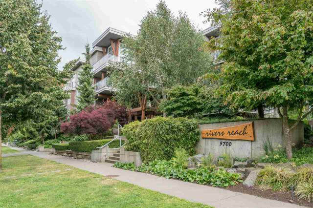 5700 Andrews Road #206, Richmond, BC V7E 6N7 (#R2191295) :: West One Real Estate Team
