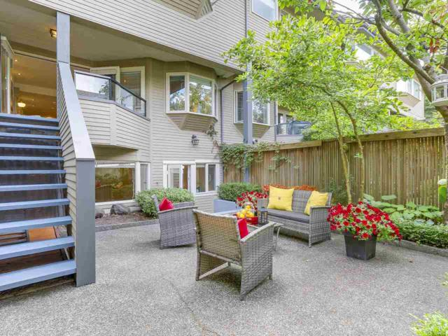 2411 W 1ST Avenue, Vancouver, BC V6K 1G5 (#R2191405) :: West One Real Estate Team