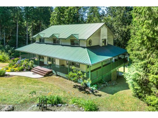 6257 Ryder Lake Road, Ryder Lake, BC V4Z 1E2 (#R2191865) :: Re/Max Select Realty