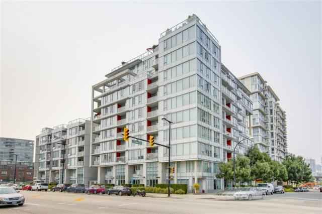 1887 Crowe Street #803, Vancouver, BC V5Y 0B4 (#R2196136) :: Re/Max Select Realty
