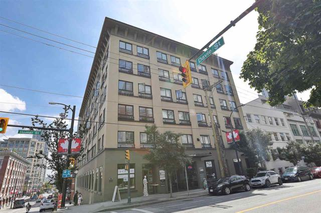 1216 Homer Street #413, Vancouver, BC V6B 6K5 (#R2198094) :: Re/Max Select Realty