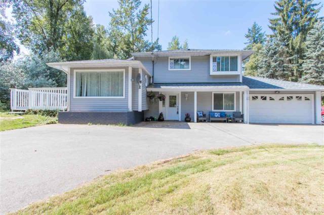 9237 Cedar Street, Mission, BC V2V 6X5 (#R2198162) :: HomeLife Glenayre Realty