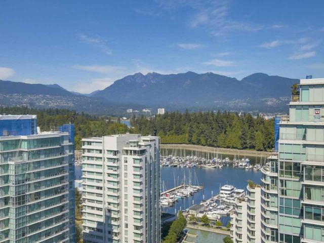 1723 Alberni Street #2406, Vancouver, BC V6G 3G9 (#R2199313) :: Vallee Real Estate Group