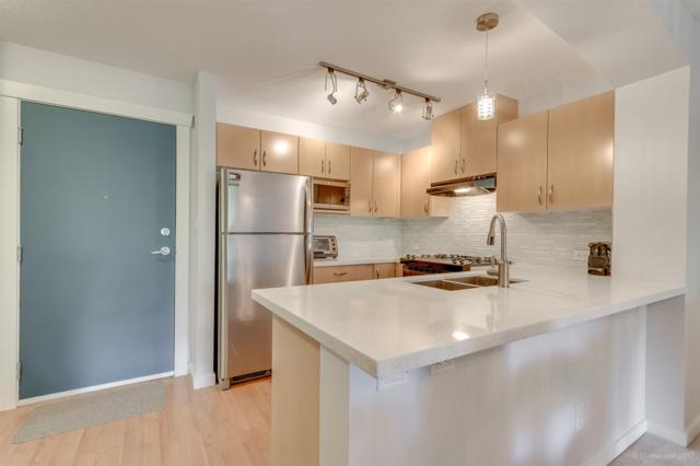 2988 Silver Springs Boulevard #302, Coquitlam, BC V3E 3R6 (#R2199392) :: Vallee Real Estate Group