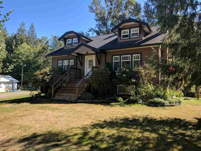 41770 Majuba Hill Road, Yarrow, BC V2R 5G8 (#R2204063) :: HomeLife Glenayre Realty