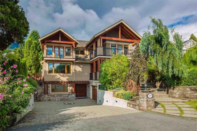 2291 Jefferson Avenue, West Vancouver, BC V7V 2A9 (#R2207650) :: West One Real Estate Team