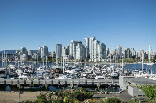 1012 Ironwork Passage, Vancouver, BC V6H 3P1 (#R2207669) :: West One Real Estate Team
