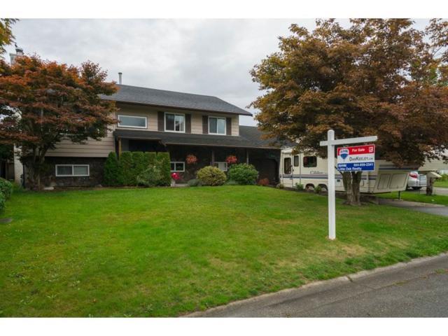 4315 York Street, Yarrow, BC V2R 5C7 (#R2212104) :: HomeLife Glenayre Realty