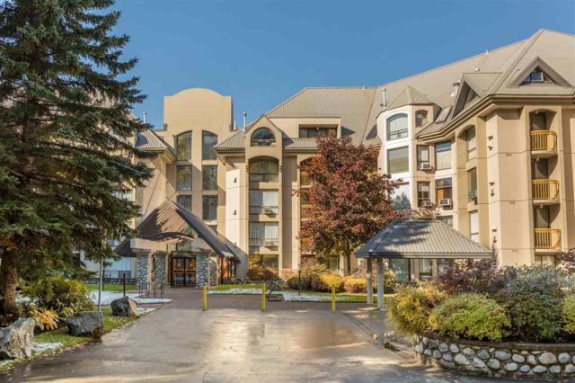 4809 Spearhead Drive #102, Whistler, BC V0N 1B4 (#R2213305) :: HomeLife Glenayre Realty