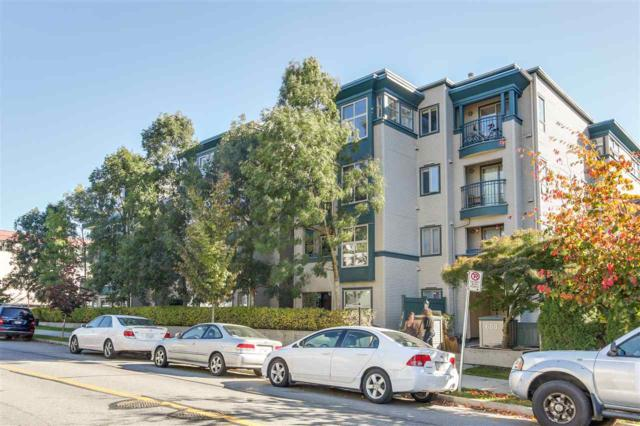 688 E 16TH Avenue #204, Vancouver, BC V5T 2V4 (#R2213389) :: Re/Max Select Realty