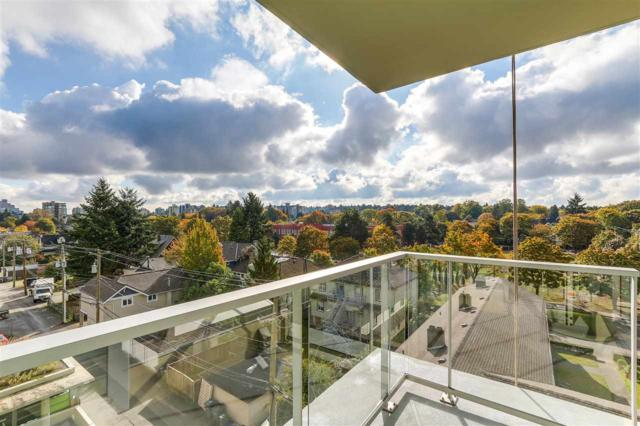 2528 Maple Street #601, Vancouver, BC V6J 0B4 (#R2214671) :: Re/Max Select Realty
