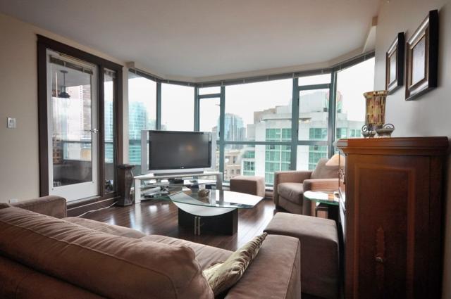 888 Hamilton Street #2005, Vancouver, BC V6B 5W4 (#R2215167) :: Re/Max Select Realty