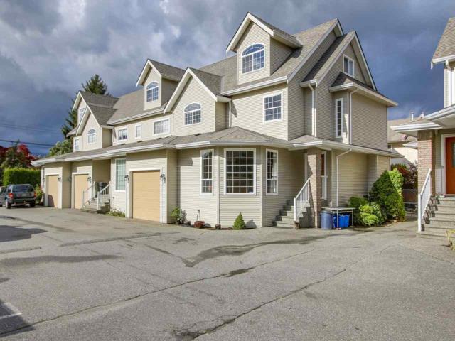 9472 Woodbine Street #3, Chilliwack, BC V2P 5S4 (#R2215522) :: Titan Real Estate - Re/Max Little Oak Realty