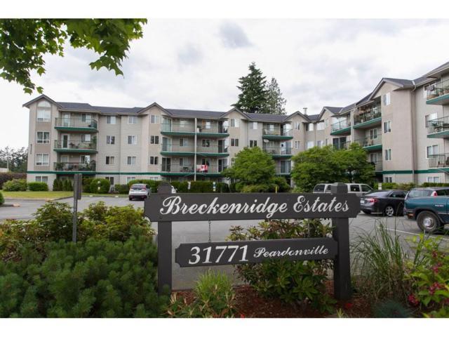 31771 Peardonville Road #204, Abbotsford, BC V2T 5S7 (#R2215649) :: Titan Real Estate - Re/Max Little Oak Realty