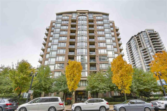 170 W 1ST Street #505, North Vancouver, BC V7M 3P2 (#R2216025) :: Vallee Real Estate Group