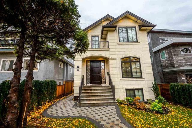 959 W 23RD Avenue, Vancouver, BC V5Z 2B2 (#R2224397) :: West One Real Estate Team
