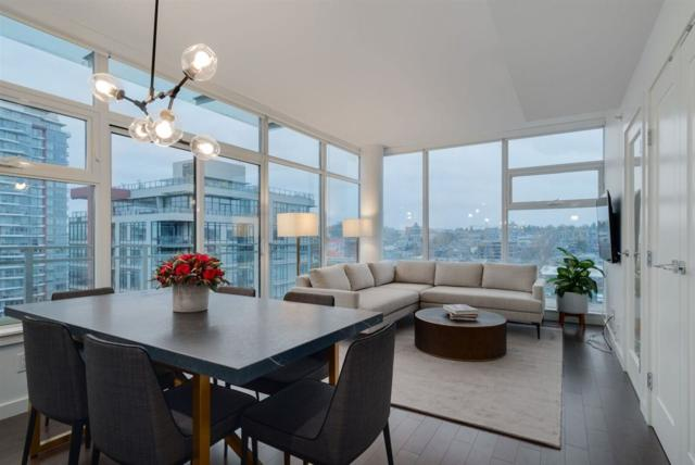 38 W 1ST Avenue #1401, Vancouver, BC V5Y 0K3 (#R2226490) :: Re/Max Select Realty