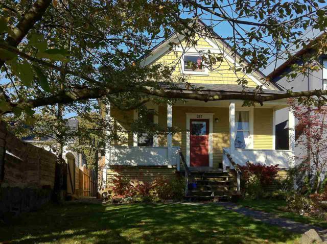 267 E 19TH Avenue, Vancouver, BC V5V 1J3 (#R2226829) :: Re/Max Select Realty