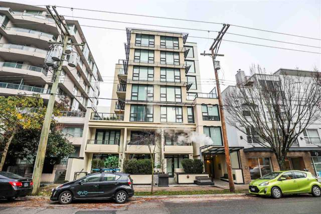 555 W 7TH Avenue #302, Vancouver, BC V4A 1Z7 (#R2226890) :: Re/Max Select Realty