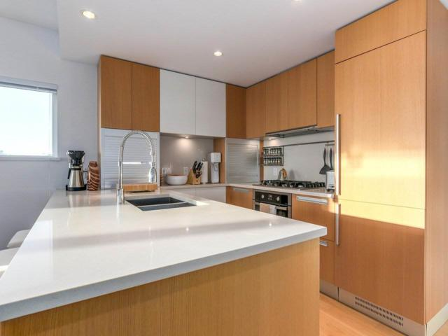 288 W 1ST Avenue #709, Vancouver, BC V5Y 0E9 (#R2227091) :: Re/Max Select Realty
