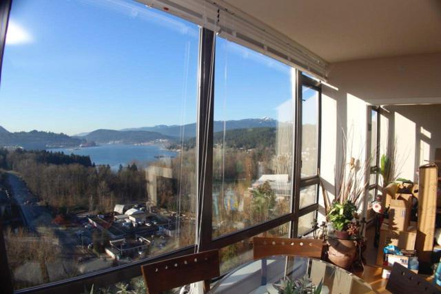 110 Brew Street #2105, Port Moody, BC V3H 0E4 (#R2227195) :: Vallee Real Estate Group