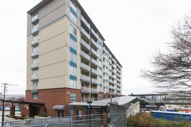 200 Keary Street #411, New Westminster, BC V3L 0A6 (#R2227223) :: Vallee Real Estate Group
