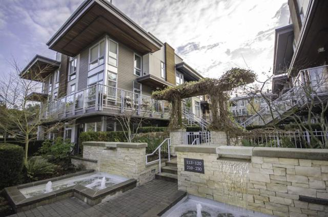 735 W 15TH Street #227, North Vancouver, BC V7M 0B8 (#R2227306) :: Vallee Real Estate Group