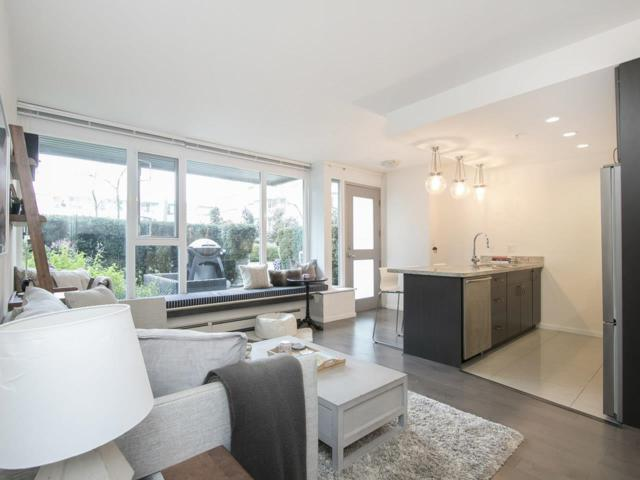 1887 Crowe Street #103, Vancouver, BC V5Y 0B4 (#R2227717) :: Re/Max Select Realty