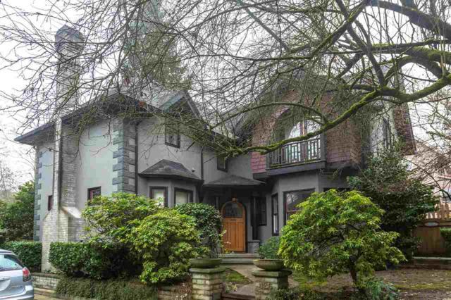 126 W 10TH Avenue, Vancouver, BC V5Y 1R8 (#R2227851) :: Re/Max Select Realty