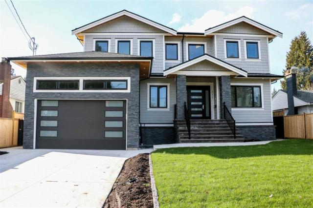 971 Allandale Avenue, Port Moody, BC V3H 1E1 (#R2236306) :: Vancouver House Finders