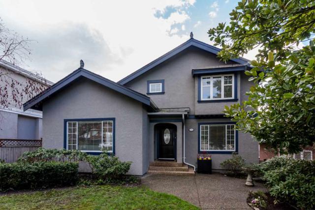 464 E 50TH Avenue, Vancouver, BC V5X 1B1 (#R2237132) :: Re/Max Select Realty