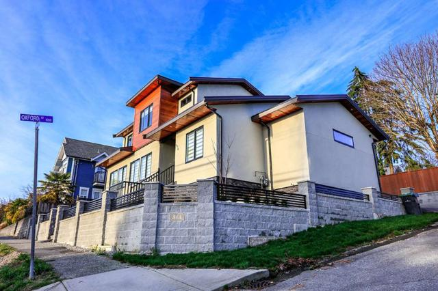 313 Eleventh Street, New Westminster, BC V3M 4E3 (#R2238223) :: Re/Max Select Realty