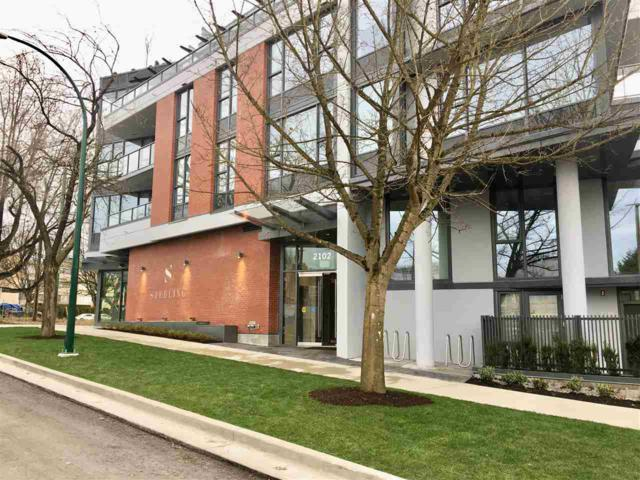 2102 W 48TH Avenue #213, Vancouver, BC V6M 2P5 (#R2239321) :: Re/Max Select Realty