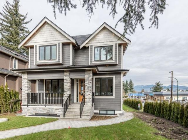 2811 Oliver Crescent, Vancouver, BC V6L 2P1 (#R2240177) :: Re/Max Select Realty
