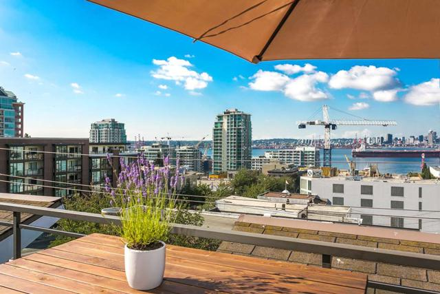 305 Lonsdale Avenue #401, North Vancouver, BC V7M 2G3 (#R2240586) :: West One Real Estate Team