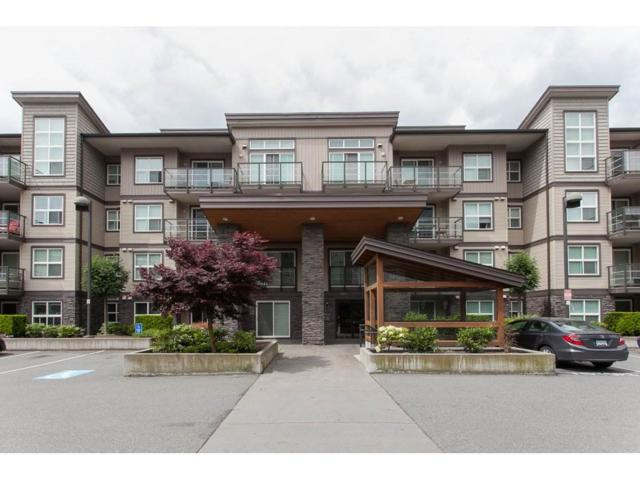 30515 Cardinal Avenue #211, Abbotsford, BC V2T 0A8 (#R2241878) :: Titan Real Estate - Re/Max Little Oak Realty