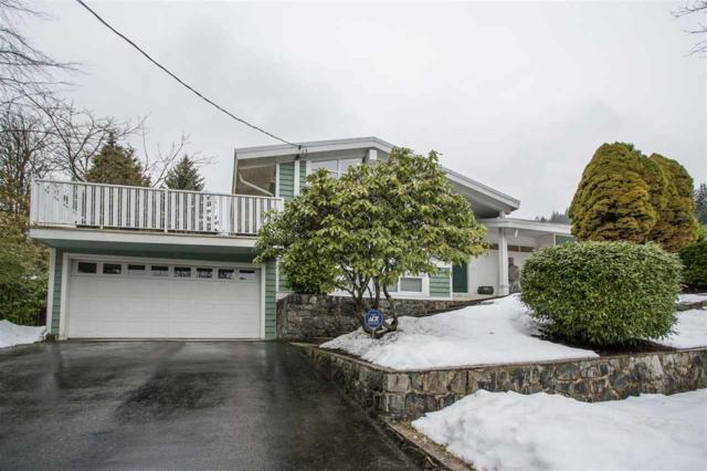 101 Glengarry Crescent, West Vancouver, BC V7S 1B4 (#R2244004) :: West One Real Estate Team