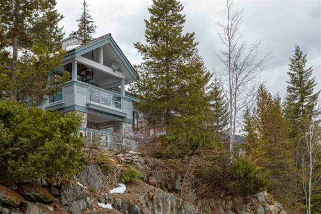 3502 Falcon Crescent #10, Whistler, BC V0N 1B3 (#R2244258) :: West One Real Estate Team