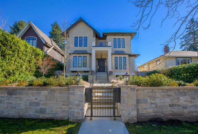 5398 Trafalgar Street, Vancouver, BC V6N 1B9 (#R2247466) :: Vancouver Real Estate