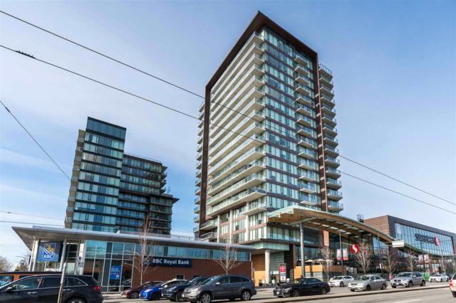 8555 Granville Street #701, Vancouver, BC V6P 0C3 (#R2247727) :: West One Real Estate Team