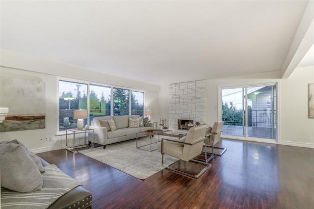 83 Bonnymuir Drive, West Vancouver, BC V6G 3K3 (#R2247934) :: West One Real Estate Team