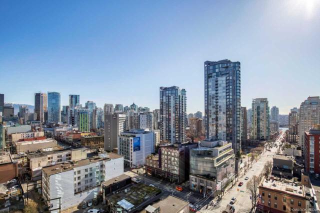 1212 Howe Street #1601, Vancouver, BC V6Z 2M9 (#R2248305) :: Vancouver Real Estate