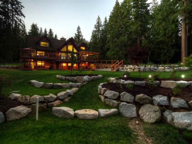 1631 Hanbury Road, Roberts Creek, BC V0N 2W1 (#R2251496) :: Linsey Hulls Real Estate