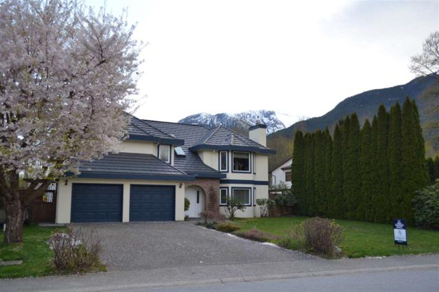 1551 Eagle Run Drive, Squamish, BC V0N 1H0 (#R2254277) :: West One Real Estate Team