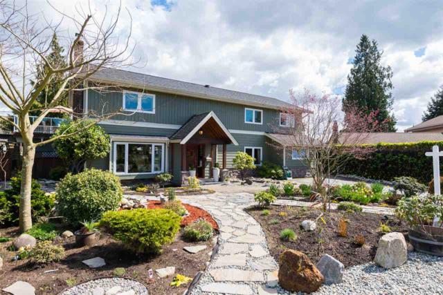 1336 Fernwood Crescent, North Vancouver, BC V7P 1K4 (#R2255046) :: West One Real Estate Team
