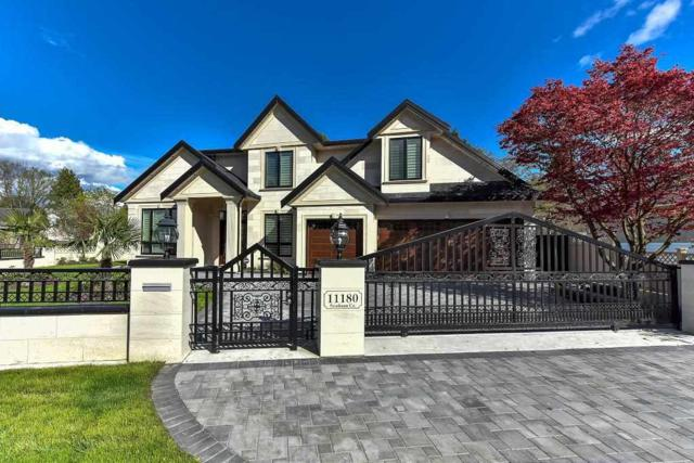 11180 Seaham Crescent, Richmond, BC V7A 3Y9 (#R2256289) :: West One Real Estate Team